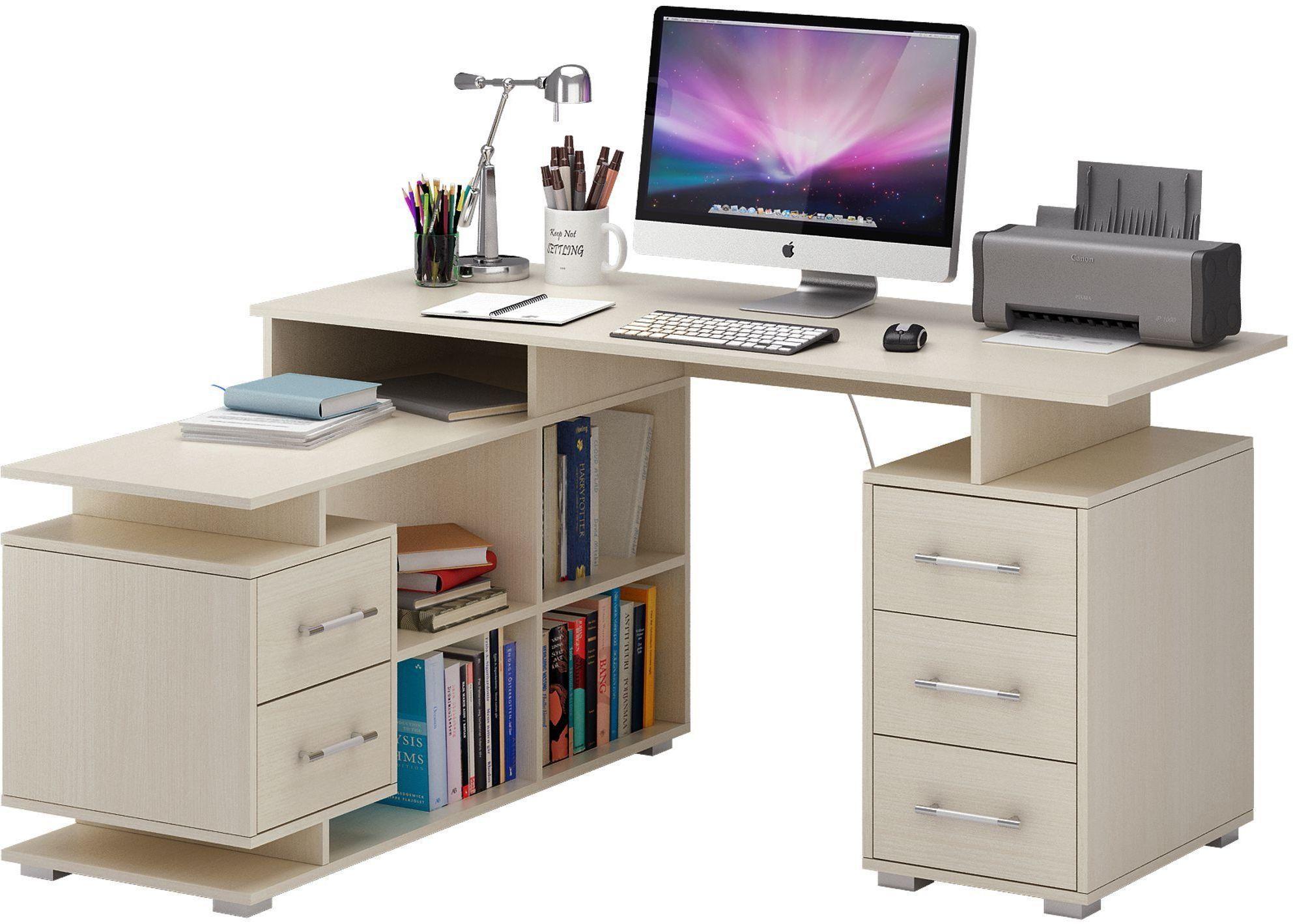 Компьютерный стол mfm барди-3 - купить в москве по низкой це.