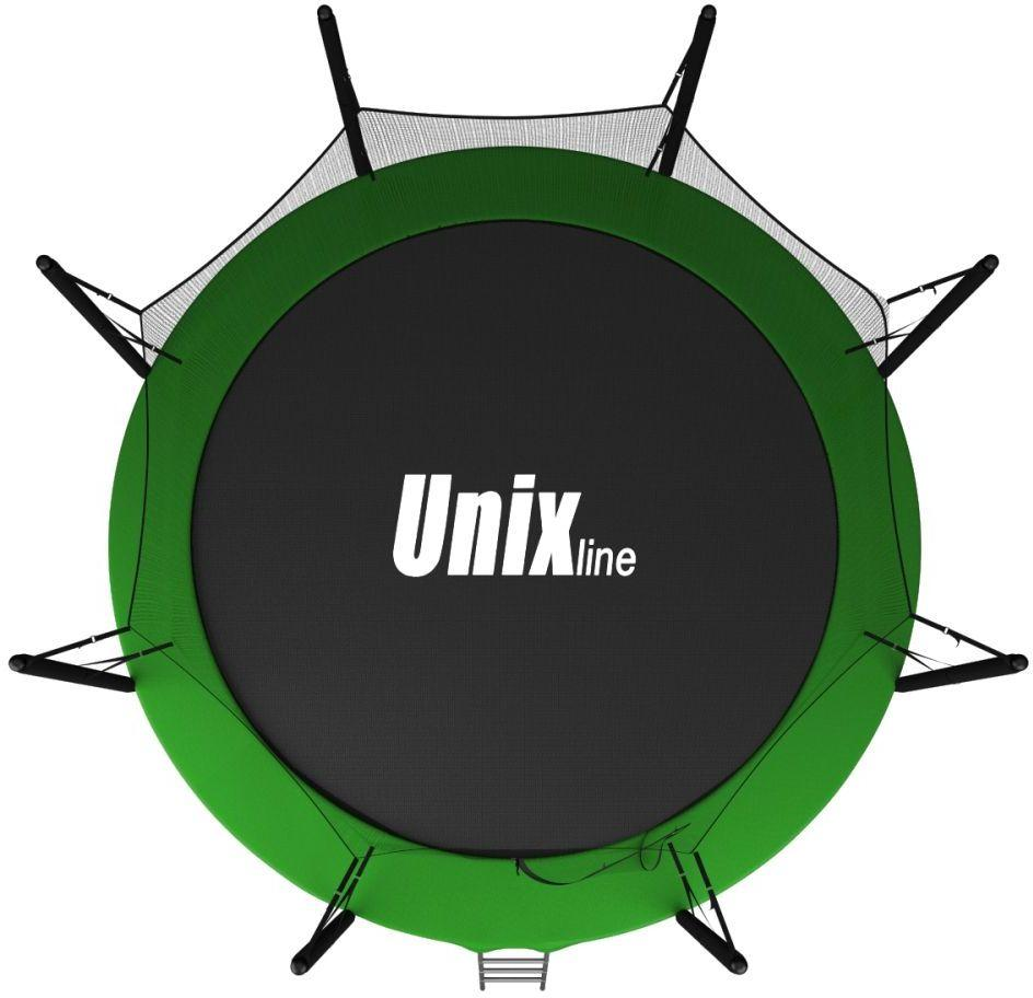 Батут Unix 10 ft inside green TRU10INGR