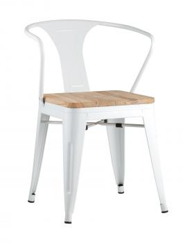 Стул STOOL GROUP TOLIX ARM WOOD