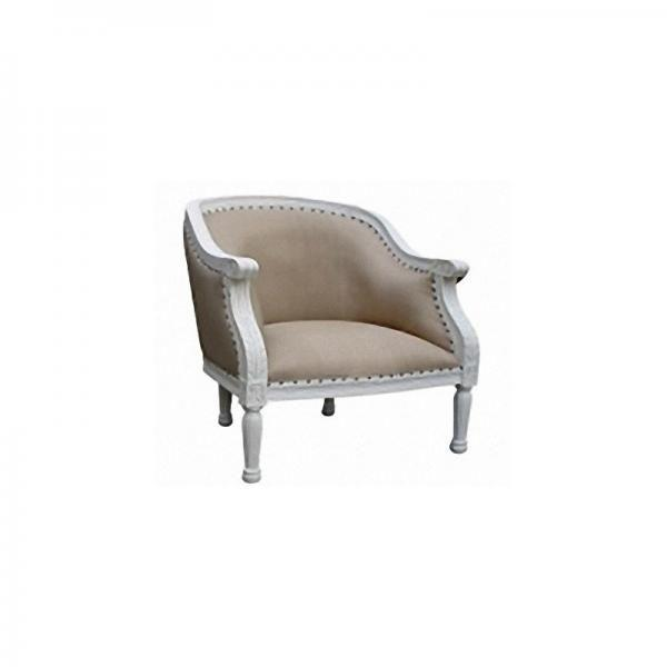 Кресло MIK FAUTEUIL CHANTILLY OVAL MK-3304-CE