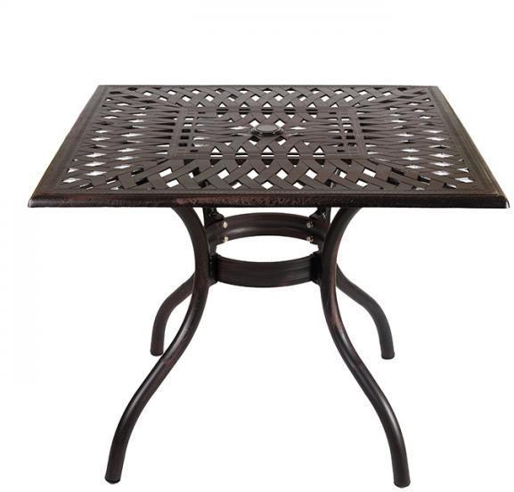 Стол СЛ Lotus Square Table SD1044.T